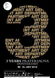 3 Jahres Feier Pratersauna