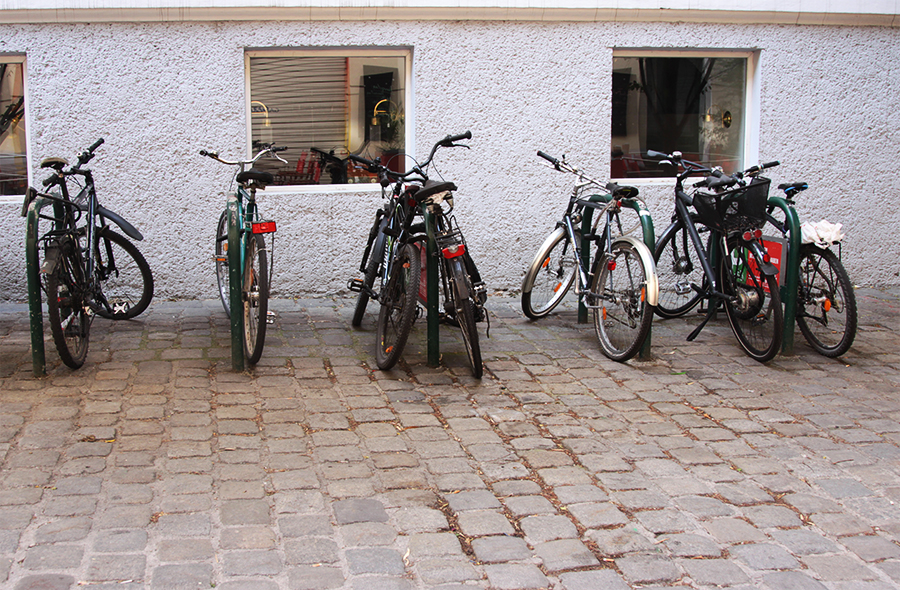 Fahrräder (c) stadtbekannt.at