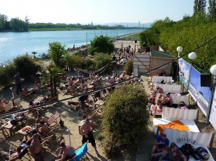 Vienna City Beach Club (c) VCBC