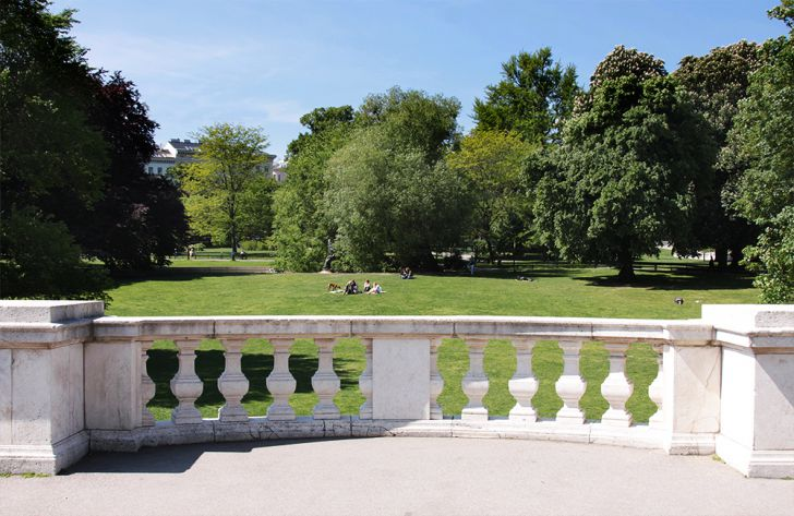 Burggarten (c) stadtbekannt.at