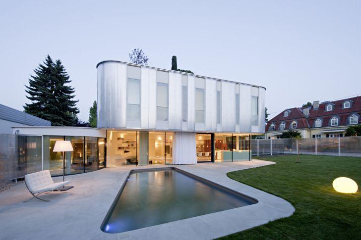 Caramel architekten - 500m2 Wohnzimmer (c) Hertha Hurnaus