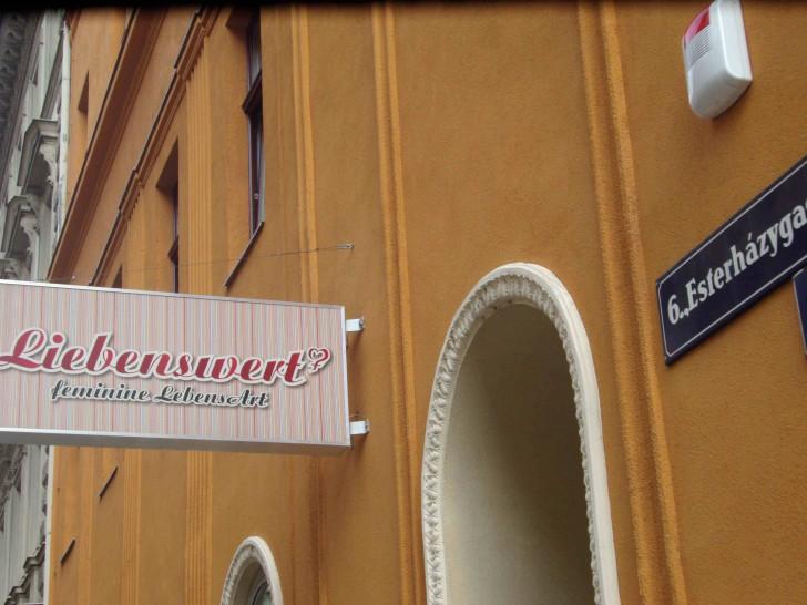 Liebenswert Shop (c) stadtbekannt.at