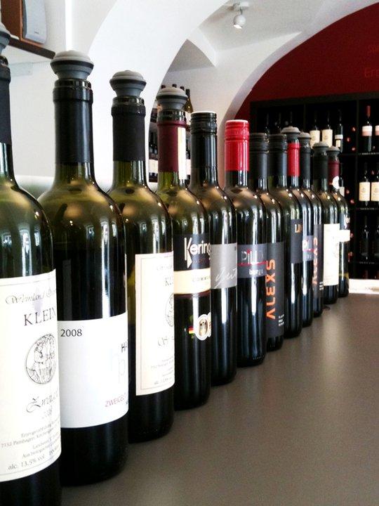 Weinflaschen (c) Best Wines