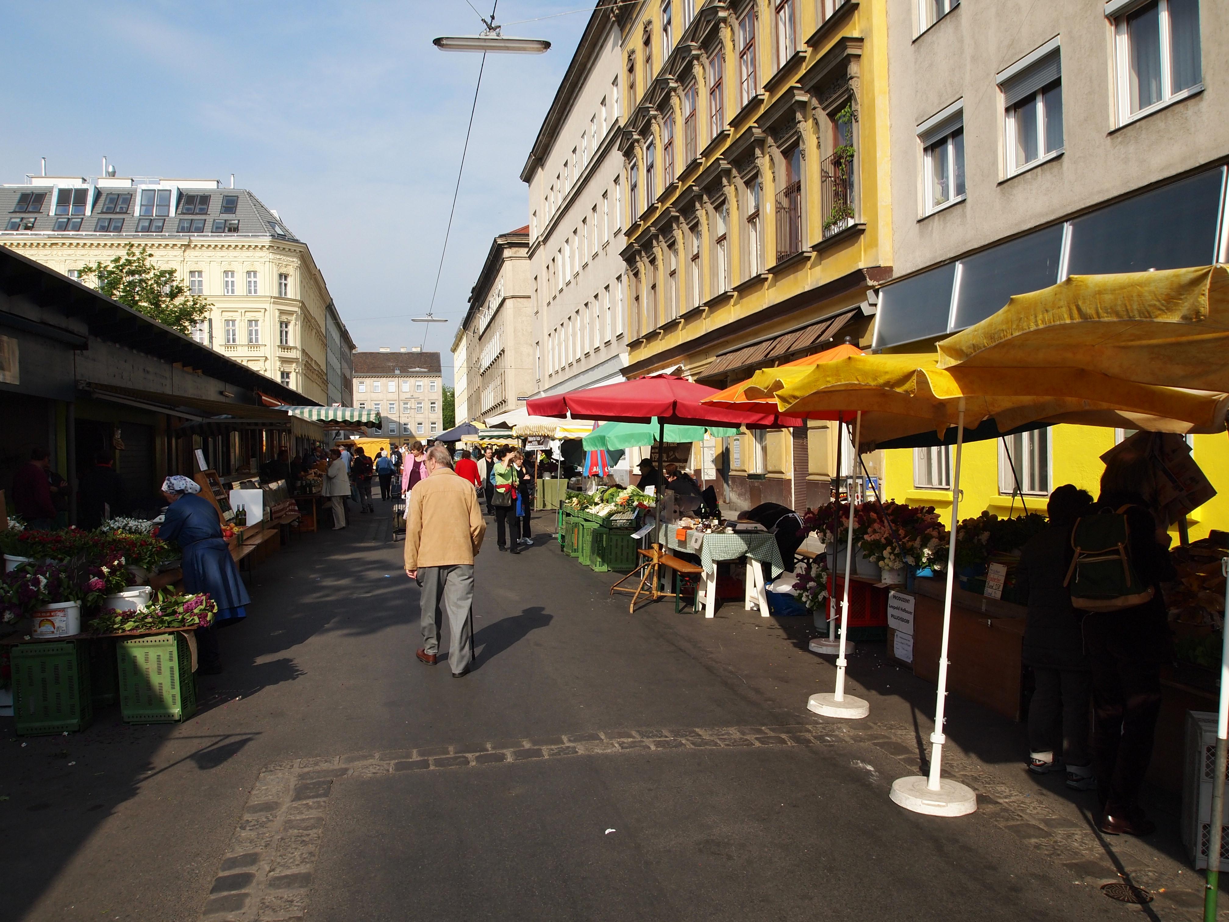 Yppenplatz Markt (c) stadtbekannt.at