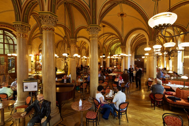 Cafe Central im Palais Ferstel (c) Cafe Central