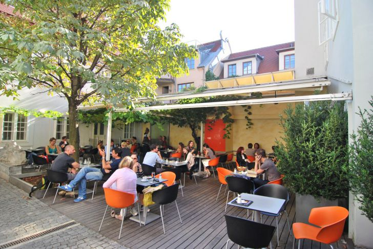 Cuadro Gastgarten (c) stadtbekannt.at