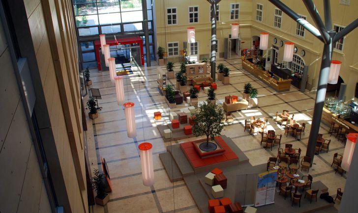 Jufa Wien City Atrium (c) Jufa