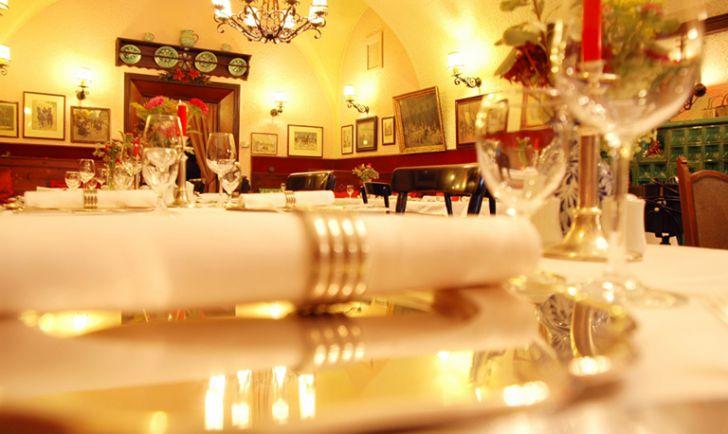 Restaurant Der5 Kuckuck Gedeck (c) Kuckuck