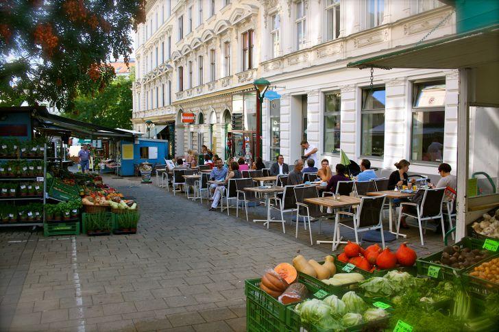 Kutschkermarkt (c) Nohl stadtbekannt.at