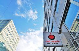 Red Apple Schild (c) Marlene Mautner stadtbekannt.at
