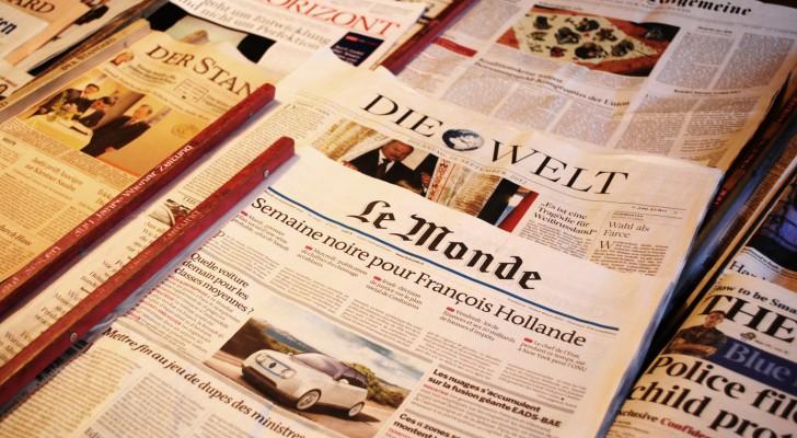 Cafe Sperl Zeitungen (c) Marlene Mautner stadtbekannt.at