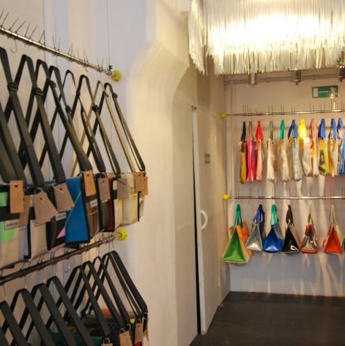 gabarage upcycling design Taschen (c) Marlene Mautner stadtbekannt.at