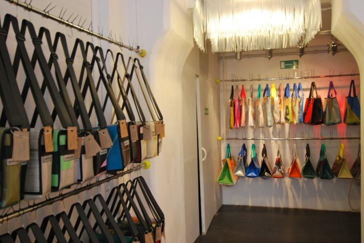 gabarage upcycling design Taschen (c) stadtbekannt.at