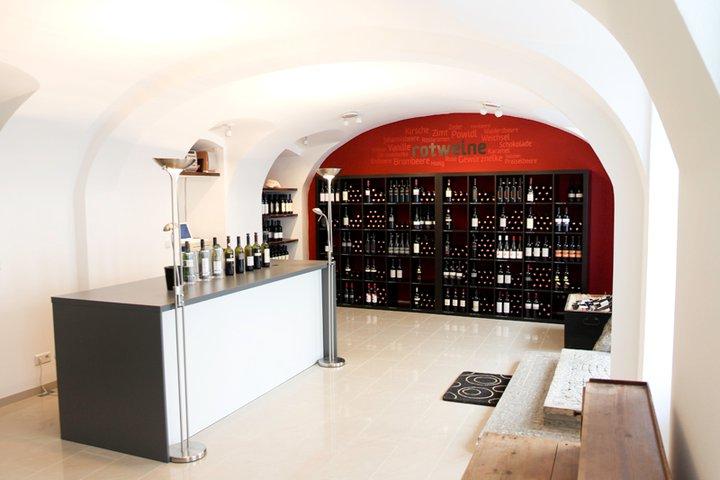 Verkaufstisch (c) Best Wines