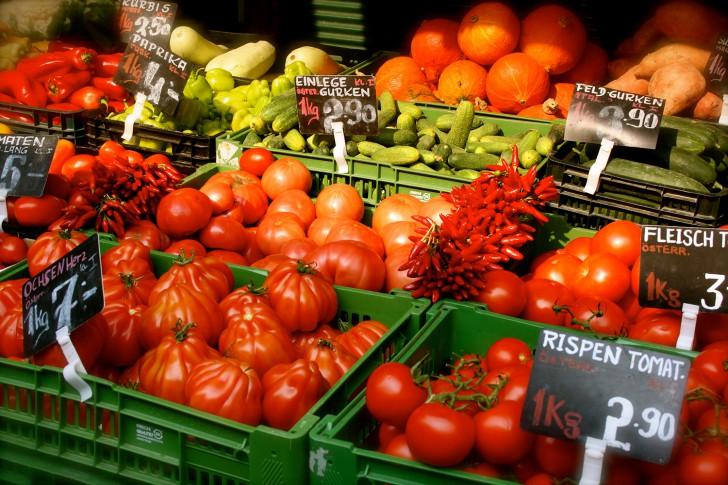 Rochusmarkt Gemüse (c) nohl stadtbekannt.at