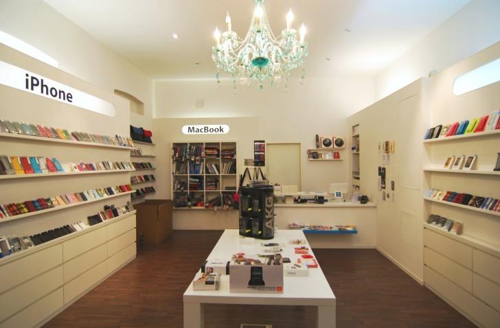 Apple Shop (c) Mautner stadtbekannt.at