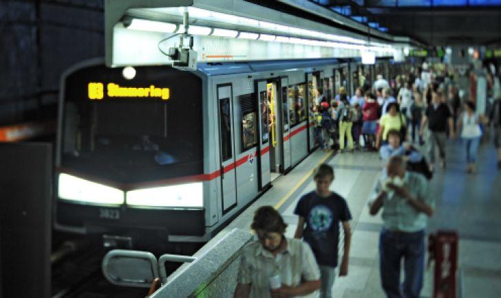 U-Bahn Zug der Linie U3 (c) Johannes Zinner