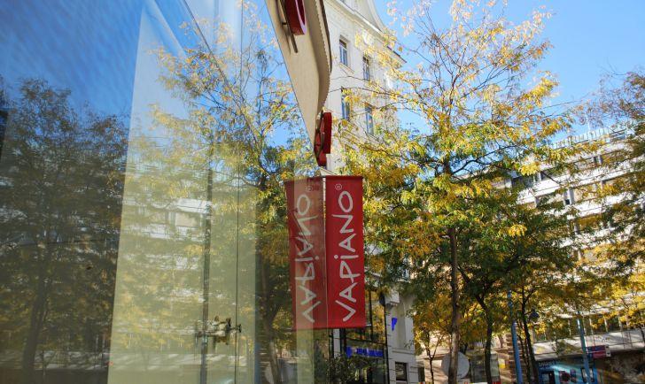 Vapiano gespiegelt (c) stadtbekannt.at