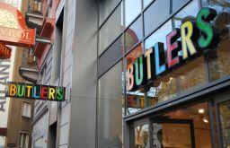 Butlers Schild (c) stadtbekannt.at