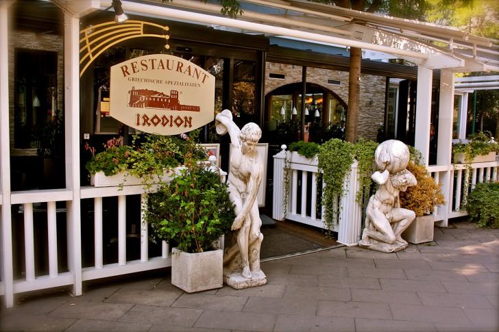 Irodion Griechisches Restaurant (c) Nohl stadtbekannt.at