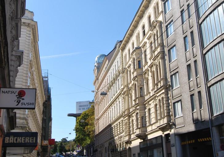 Gumpendorferstraße (c) stadtbekannt.at