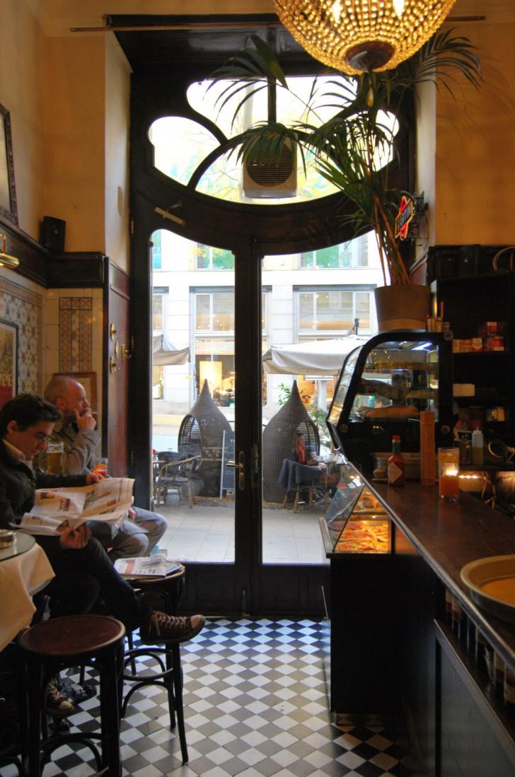Cafe Michele (c) stadtbekannt.at