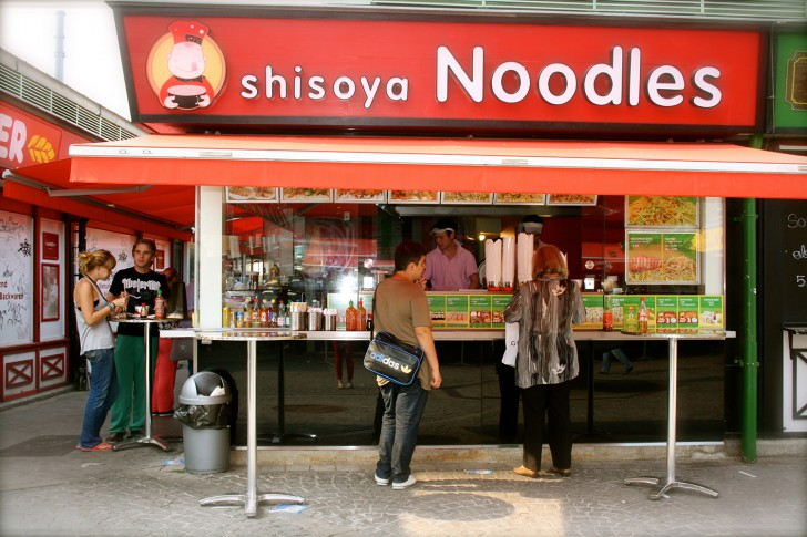 shisoya Noodles (c) Nohl stadtbekannt.at