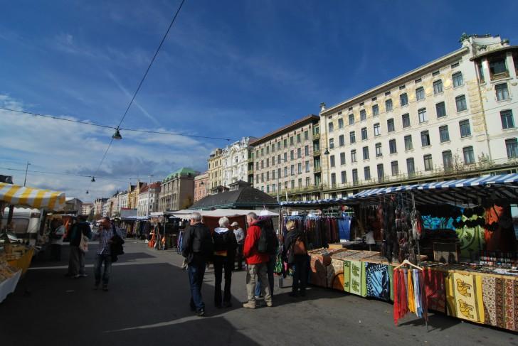 Am Naschmarkt (c) Mautner stadtbekannt.at