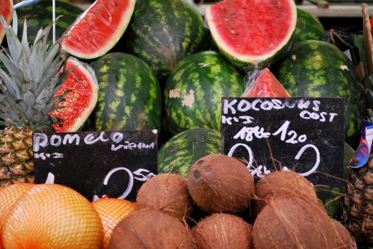 Kokosnuss Melone (c) Mautner stadtbekannt.at