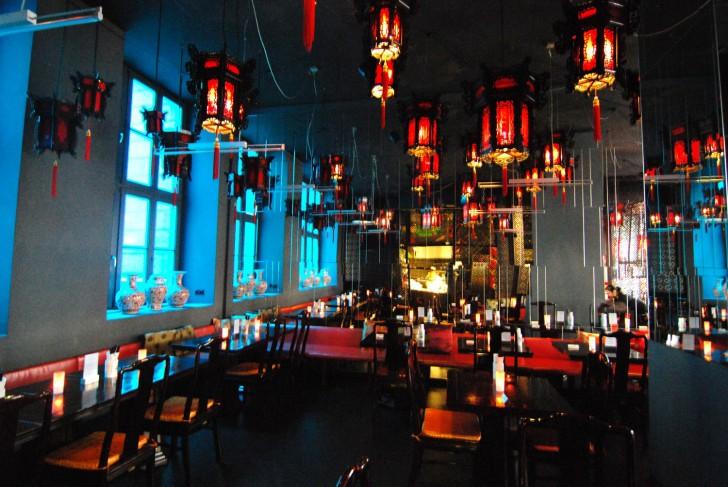 Shanghai Tan Saal (c) STADTBEKANNT