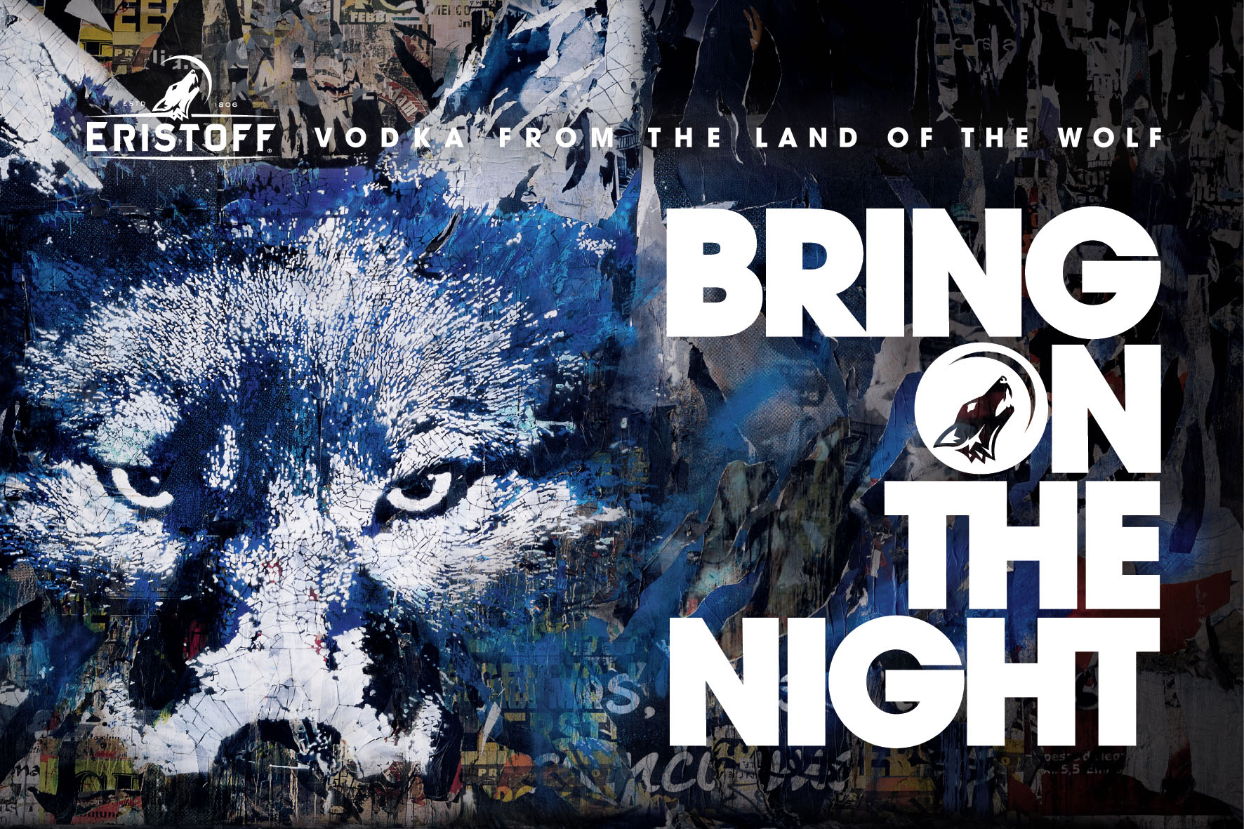 Eristoff - Bring on the Night