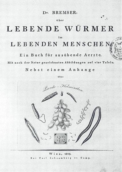 Johann Gottfried Bremser