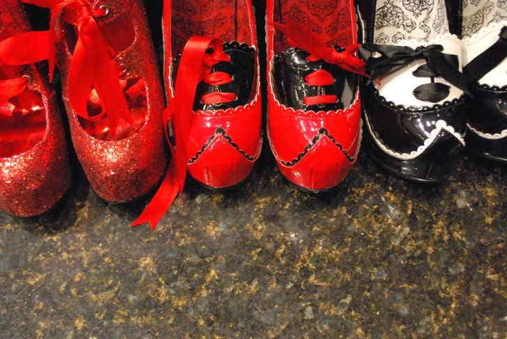 Medusa Schuhe (c) stadtbekannt.at