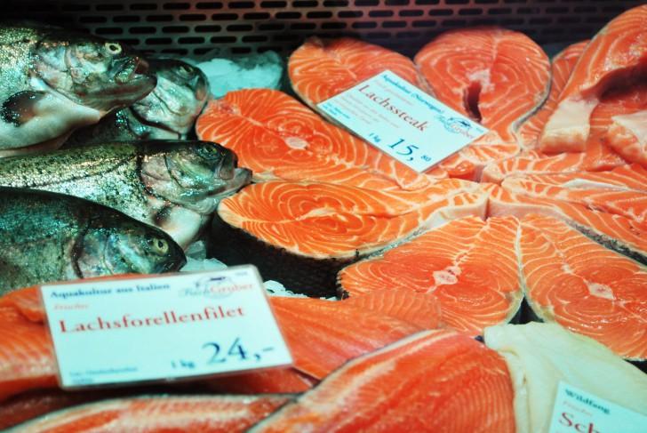 Fisch Gruber Lachs (c) STADTBEKANNT
