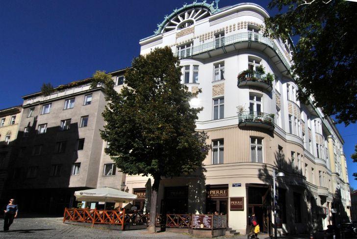 Schanigarten Café Pierre (c) Mautner stadtbekannt.at