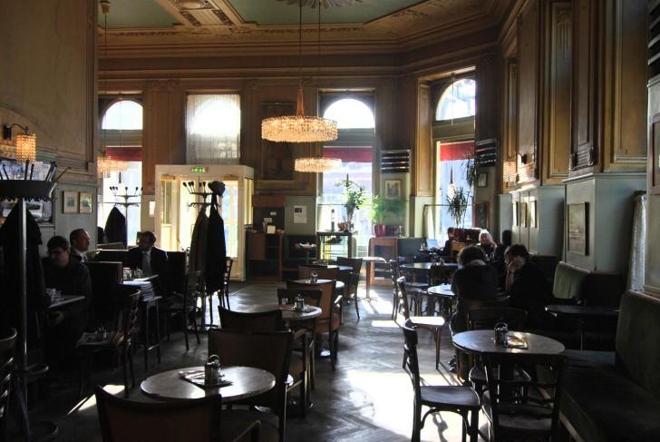Westend Cafe Kontrast (c) stadtbekannt.at