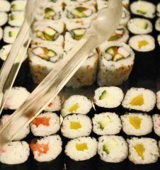 Sushi (c) STADTBEKANNT