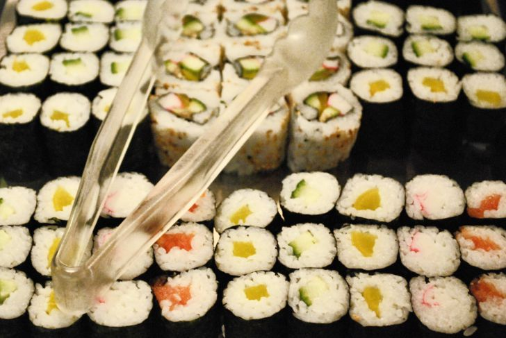 Asia Restaurant Ostwind Sushi (c) Mautner stadtbekannt.at