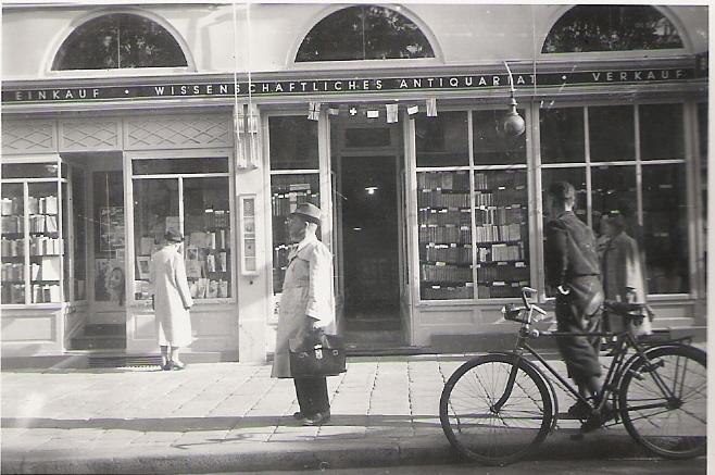 Bücher Kuppitsch Schaufenster (c) Kuppitsch