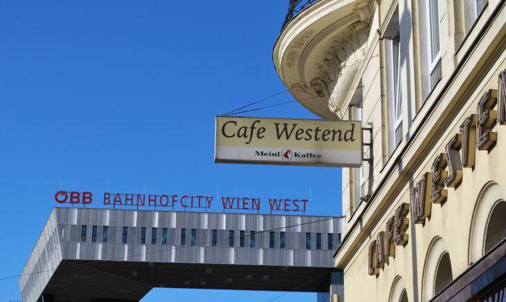 Westend Cafe Westbahnhof (c) stadtbekannt.at