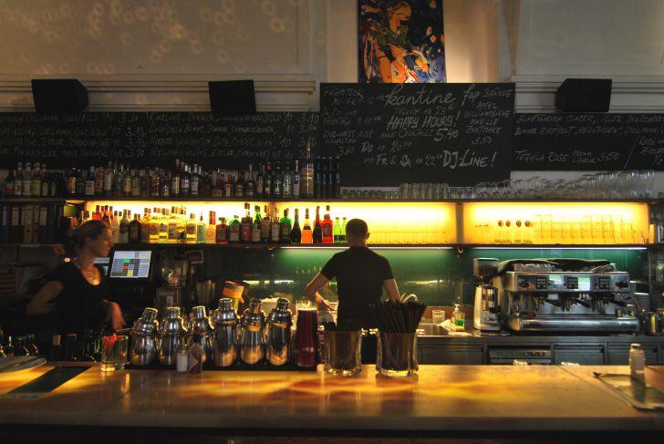 Kantine MQ Bar (c) STADTBEKANNT