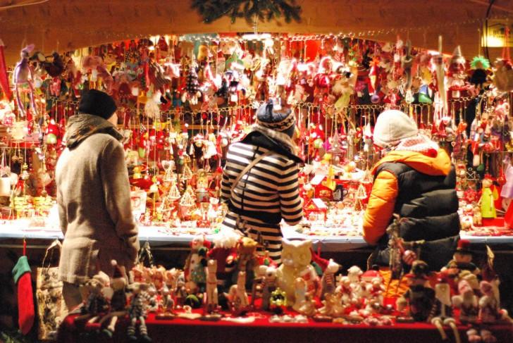 Weihnachtsdorf Belvedere (c) Mautner stadtbekannt.at