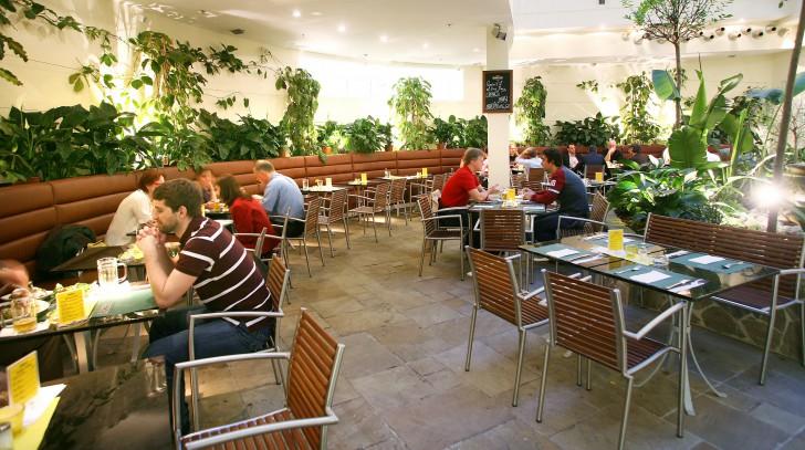 Frank's Lokal innen (c) Frank's