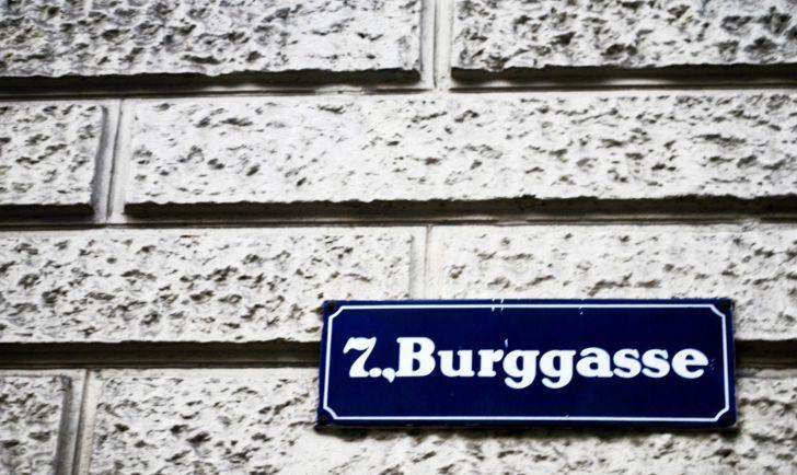 Burggasse (c) Mautner stadtbekannt.at