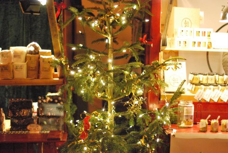 Weihnachtsmarkt Freyung Christbaum (c) Mautner stadtbekannt.at