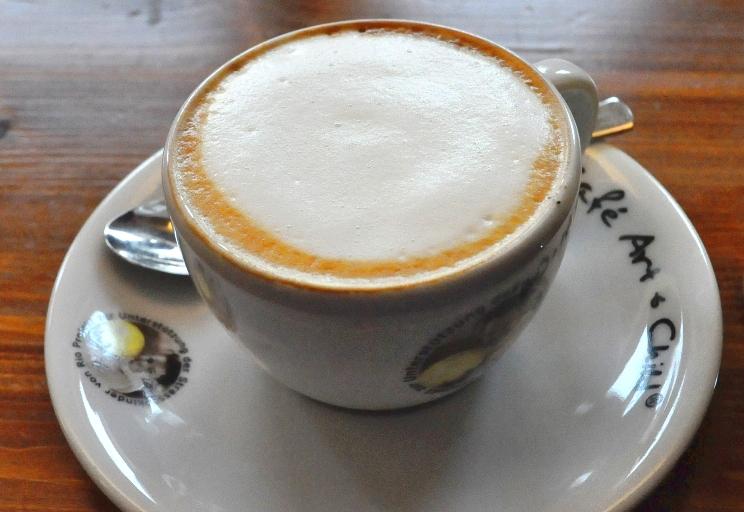 Fruehstueckskaffee