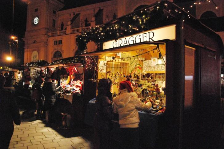 Weihnachtsmarkt Freyung Graggers (c) Mautner stadtbekannt.at