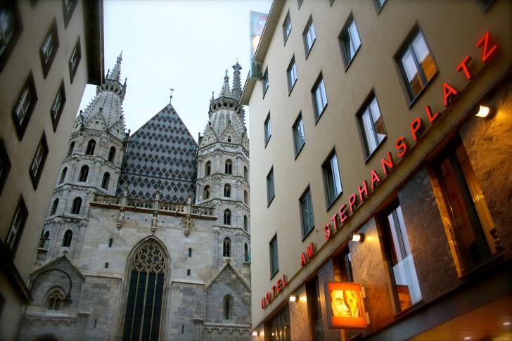 Hotel am Stephansplatz (c) Nohl stadtbekannt.at