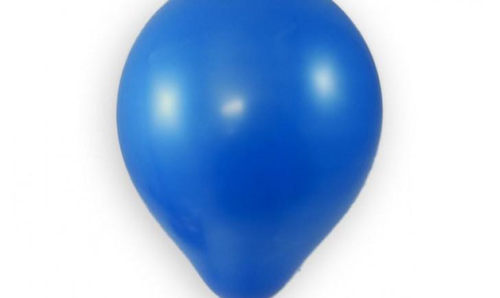 Blauer Luftballon