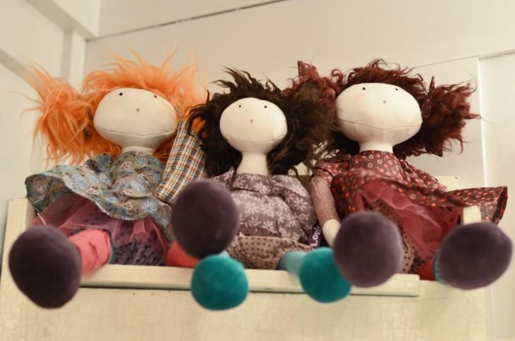 Herzilein drei Puppen (c) stadtbekannt.at